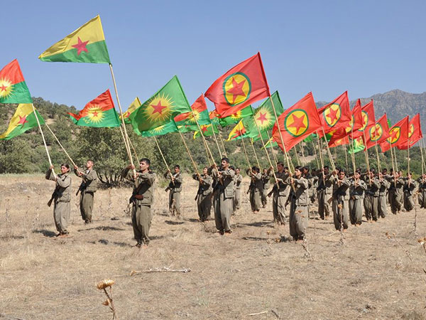 Turkey: 5 more PKK terrorists surrender by persuasion