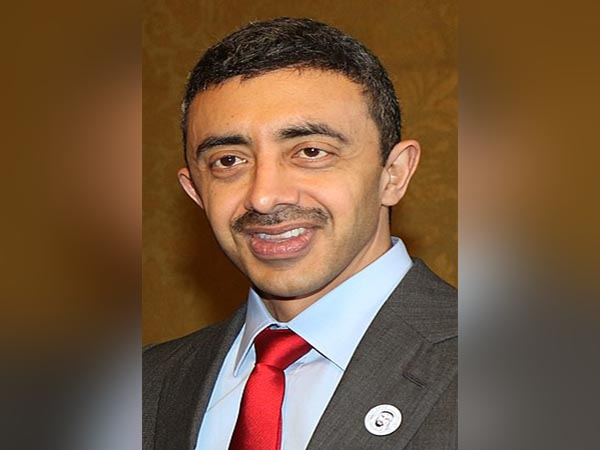 Sheikh Abdullah bin Zayed arrives in US to sign UAE-Israel peace accord