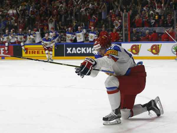 Kuznetsov's disqualification to have no impact on national hockey team - minister