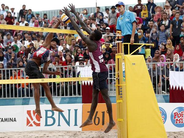 Sanya 2020 Asian Beach Games unveils mascot in motion
