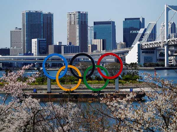 German athletes in support of Olympic Games postponement