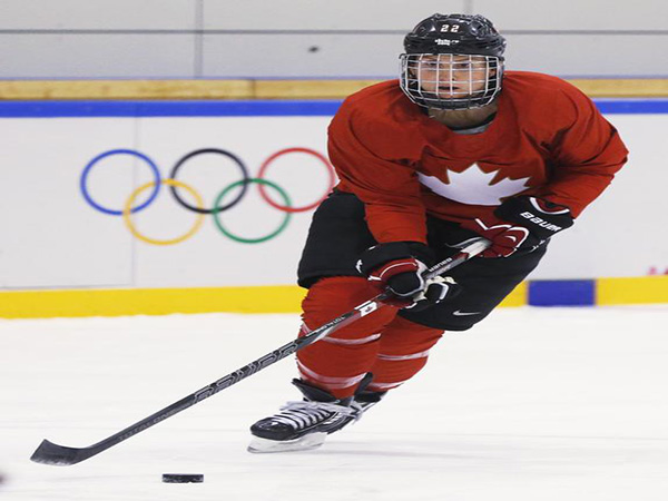 Wickenheiser plea for medical supplies, with Ryan Reynolds assist, scores big donations