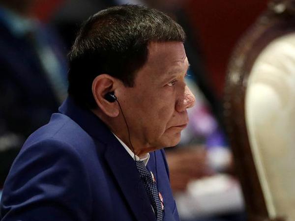 Govt boasts Duterte's legacy achievements
