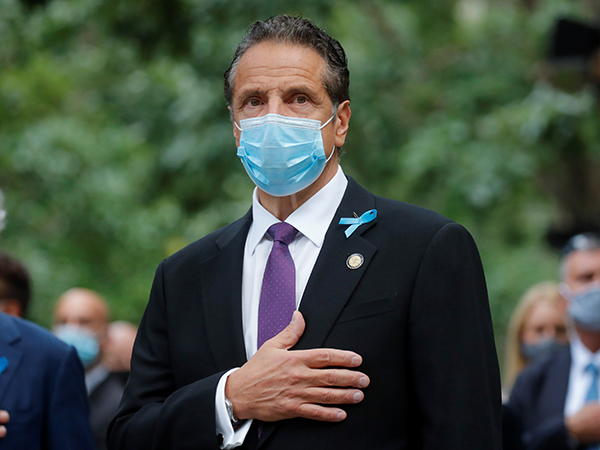 Cuomo: NY will conduct its own vaccine review