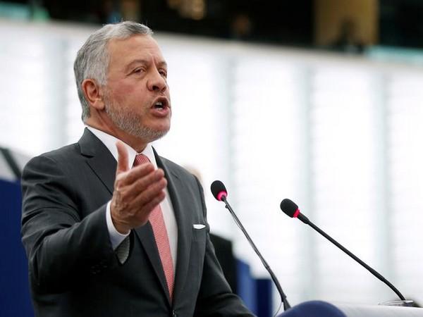 Jordan king sends letter to Iraq on tension de-escalation in Gulf region