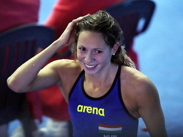 Hungarian swimming champion Boglarka Kapas tests positive for COVID-19