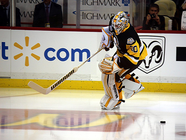 Ottawa Senators acquire goaltender Matt Murray as NHL concludes virtual draft