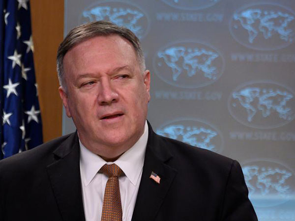 Pompeo: G7 recognizes China's 'disinformation'