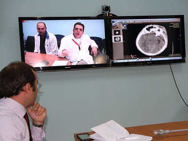 Investment in telemedicine doubles in US