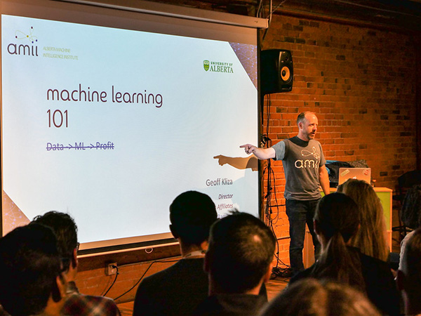 Using machine learning to make work 'suck a little less'