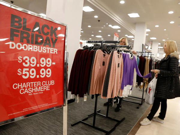 Why the trade war won't hurt Black Friday sales