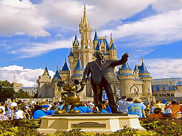 Disney World theme parks reopen in Florida