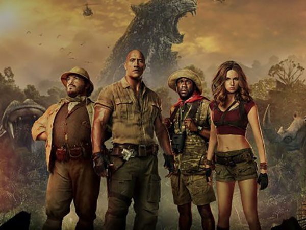 'Jumanji: The Next Level' repeats the program, with a few welcome wrinkles