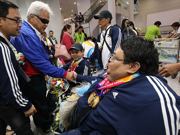 Lack of funds prompts resetting of Para Games