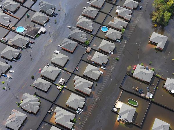 Flooding in Kurendhoo causes damage