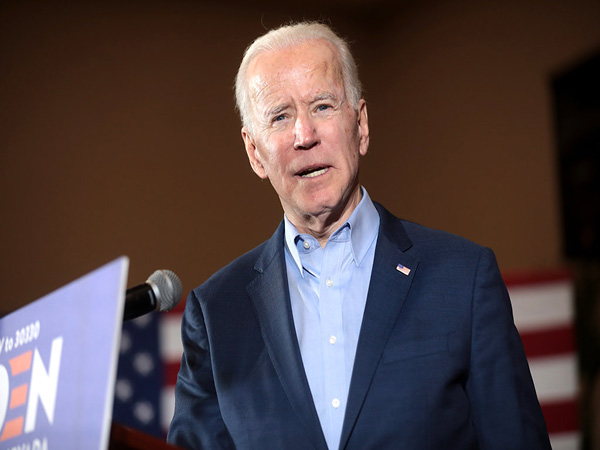 Biden to work for world without nuclear weapons