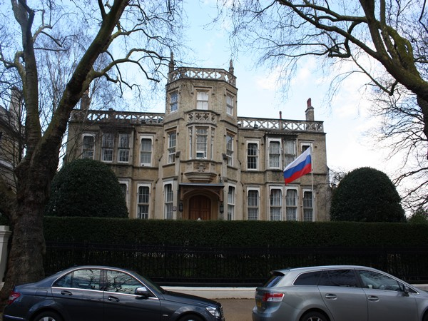 Waiting for 007: Russian embassy offers to host 'open house' day for UK intelligence