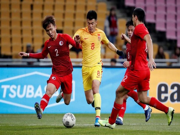 Some players reach career best physical conditions after hard training, says China coach