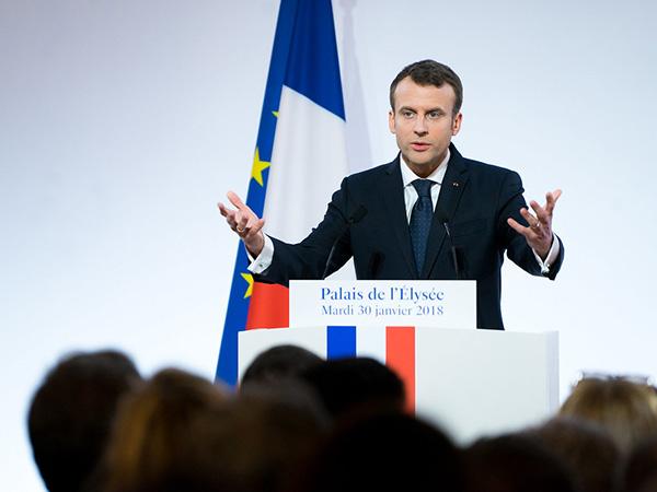 Macron reshuffles Cabinet