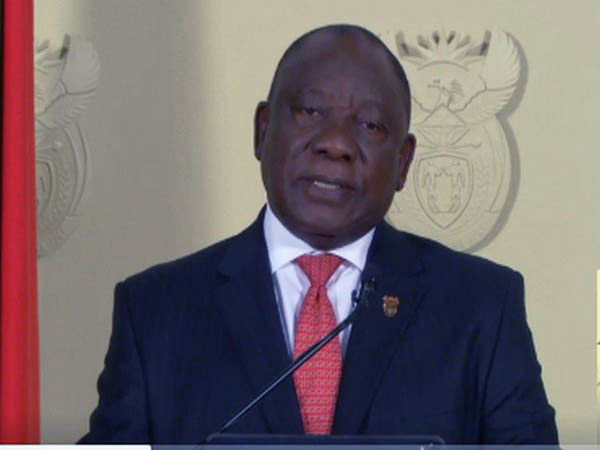 . African president calls for inclusive economic recovery