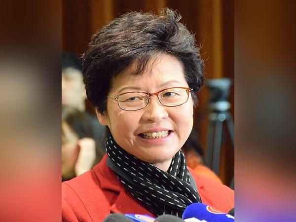 US sanctions Hong Kong leader Lam