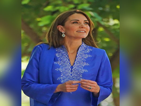 Maheen Khan reveals how she ended up dressing Kate Middleton for her Pakistan visit
