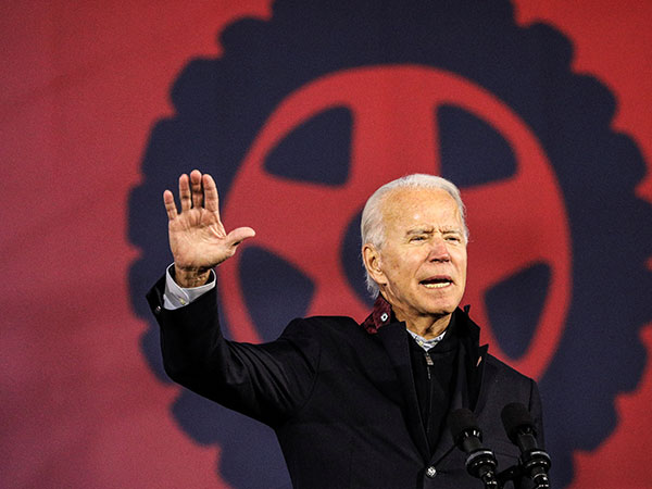 Police rip Biden's repeated advice to shoot suspects 'in the leg'