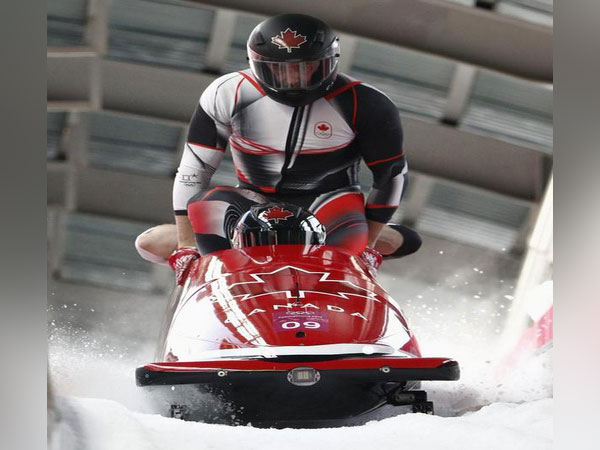 Canadians Kripps, Stones take bronze medal in 2-man bobsled