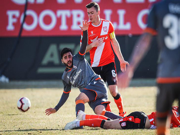 Forge FC's Tristan Borges caps off memorable season with CPL Player of the Year award