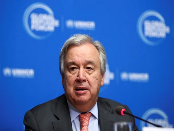 UN chief urges concerted effort worldwide to end conflict