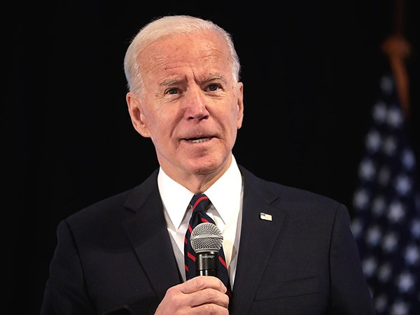 Biden says U.S. not to lift sanctions on Iran first