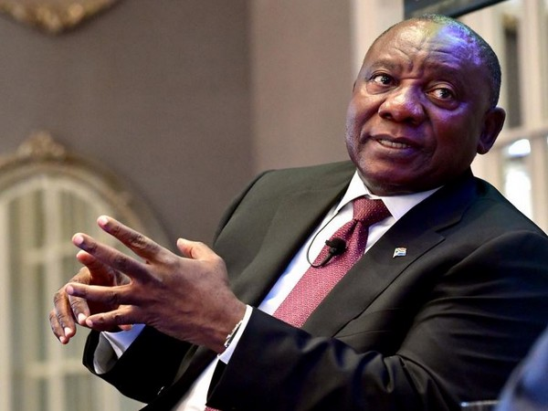 S. African president calls for equal vaccine distribution