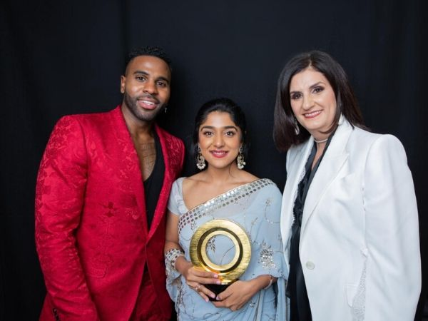 Priya Prakash wins Cisco Youth Leadership Award 2019