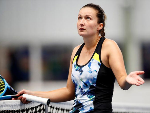 Dalila Jakupovic hits out at Australian Open organizers after bushfire smoke forces her to quit