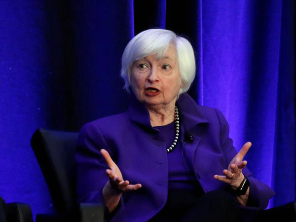 Janet Yellen on the economy: 'There is good reason to worry'