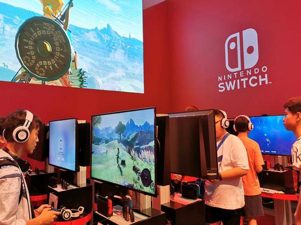 The Nintendo Switch was Black Friday's big winner