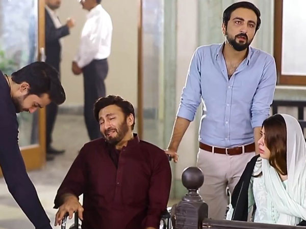In the end, Cheekh wound up glorifying the bad guy and that's not okay