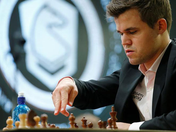 Magnus Carlsen breaks record for longest unbeaten run in chess