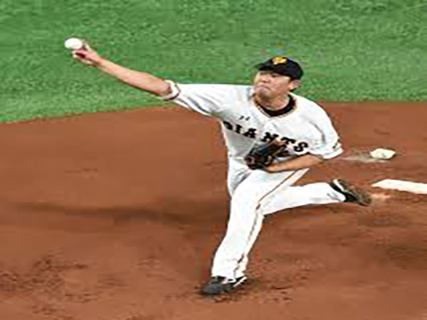 Giants pitcher Yamaguchi signs with MLB Blue Jays