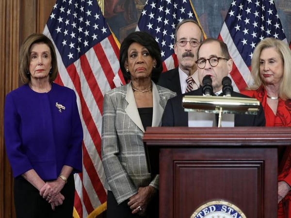 Small group of House Democrats discussed censure over impeachment ahead of looming vote