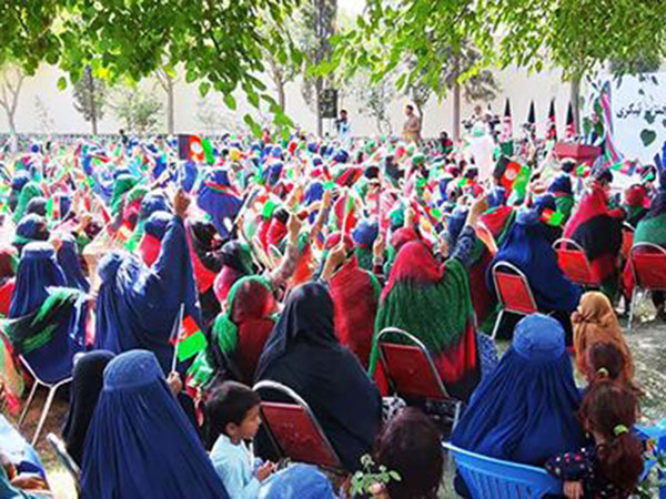 Khost Women Call On Taliban To Stop Violence