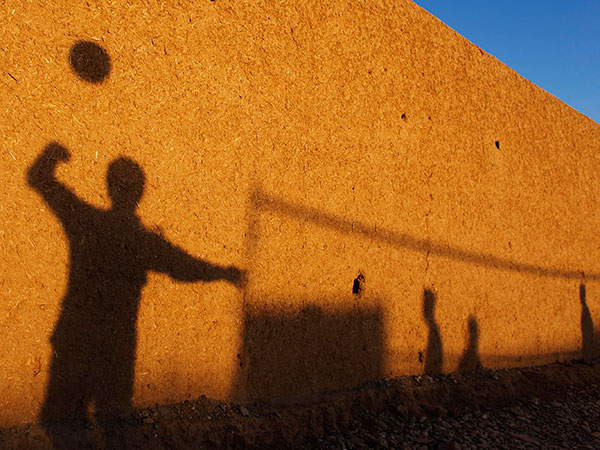 Balkh Wins Title for Afghanistan Volleyball League