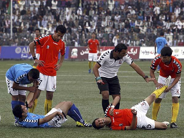 APL: De Maiwand Atalan, Oqaban Hindukush Play to 2-2 Tie