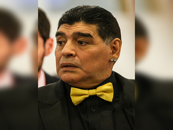 Maradona officially unveiled as Gimnasia boss