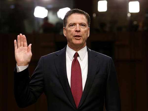 Ex-FBI Chief James Comey Probed Over Allegations He Leaked Classified Paper to Media - Report