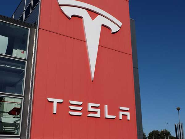 Tesla world's most valuable automaker