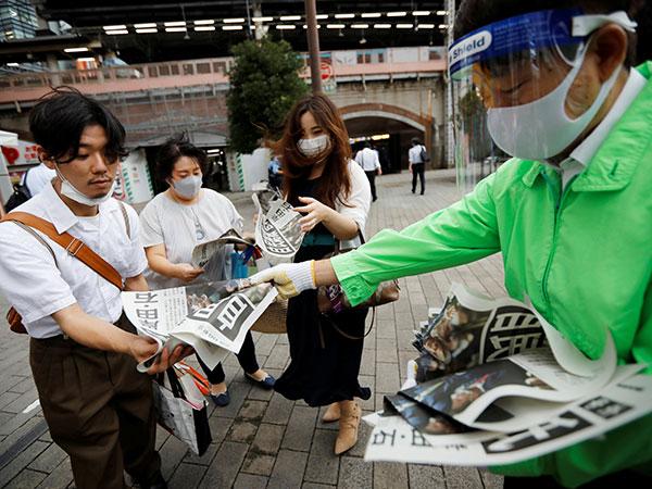 Tokyo confirms 163 new cases of coronavirus