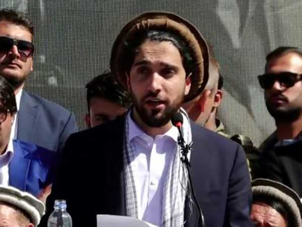 Ahmad Massoud Declared As His Father's Successor