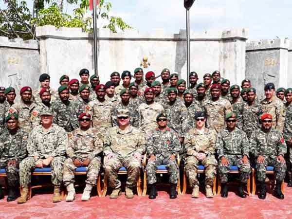 MNDF concludes joint military exercise with the US