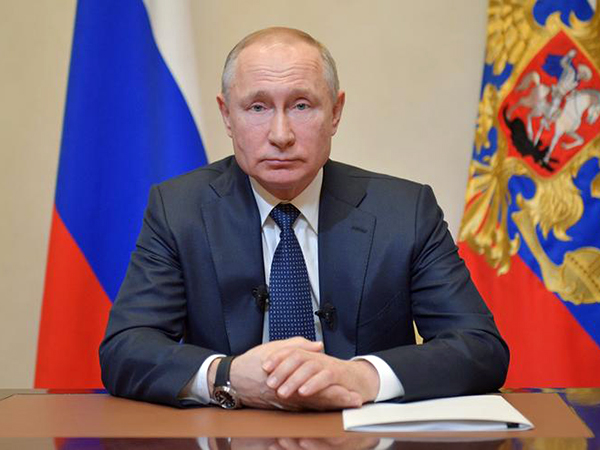Putin announces measures to cope with virus